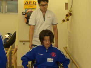 【修正】デイサービス 22 車椅子体験